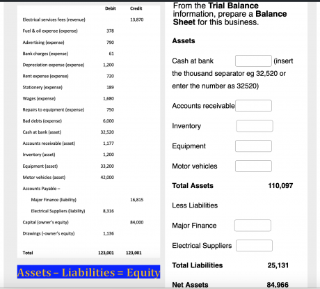 preview balance sheet game