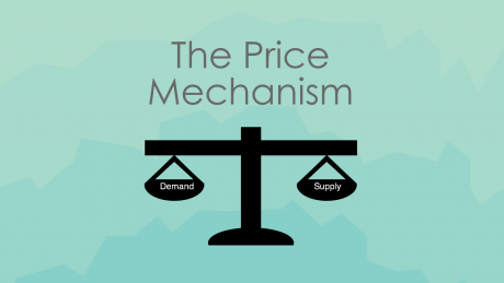 what is the price mechanism